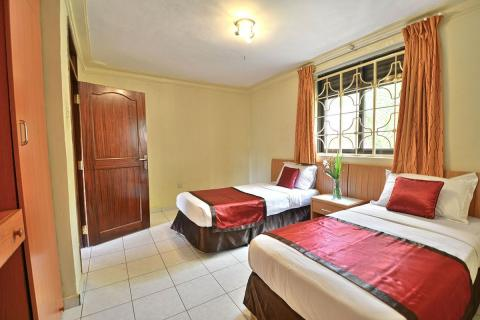 Apartment Hotel Accommodation Kampala