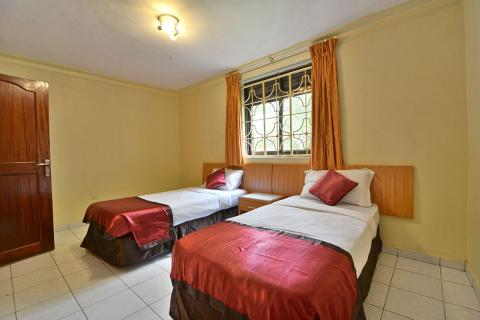 Beautifully Decorated Apartments in Kampala