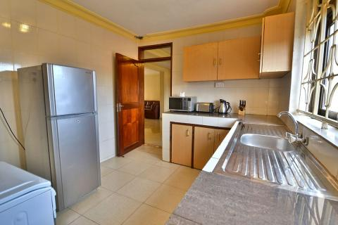 Clean Serviced Apartments in Kampala