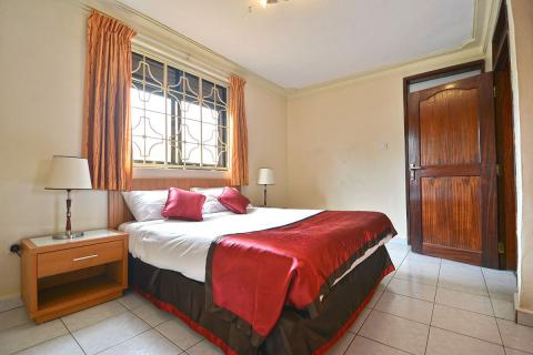 Contemporary Short Term Accommodation in Kampala