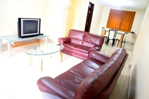 Serviced Apartment Accommodation