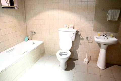 Bathrooms and Toilet