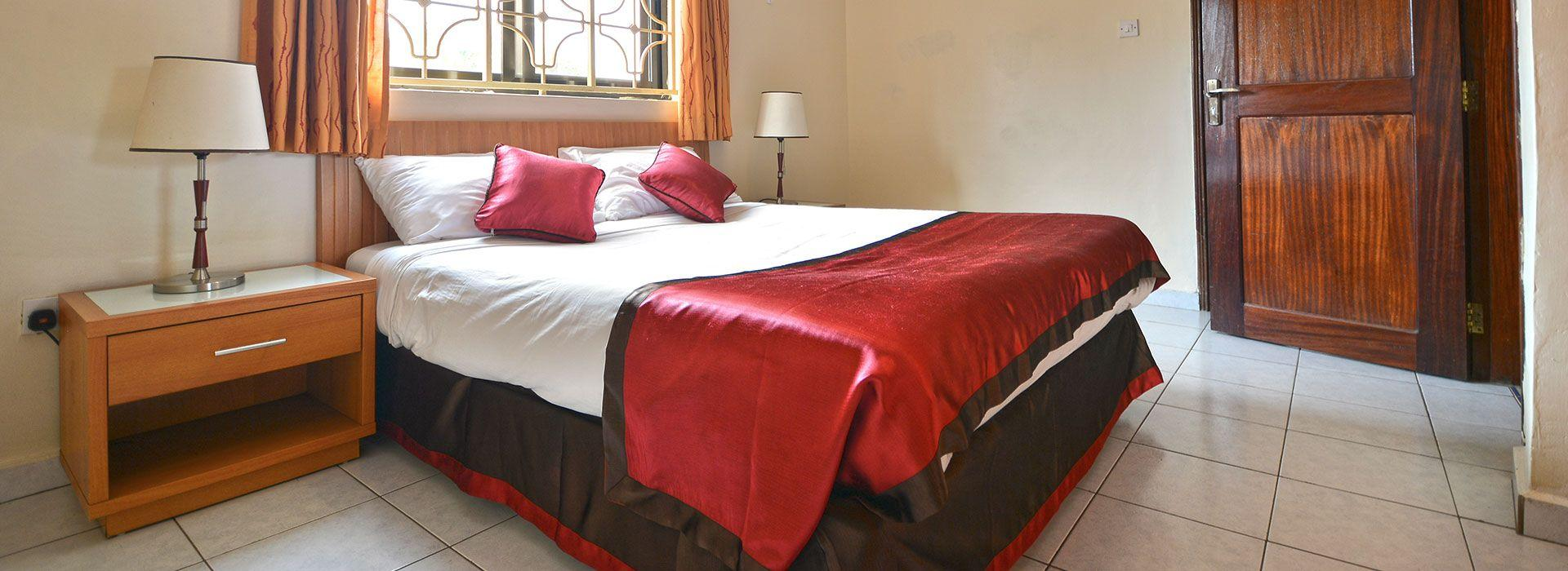 Luxury Serviced Apartments Naguru