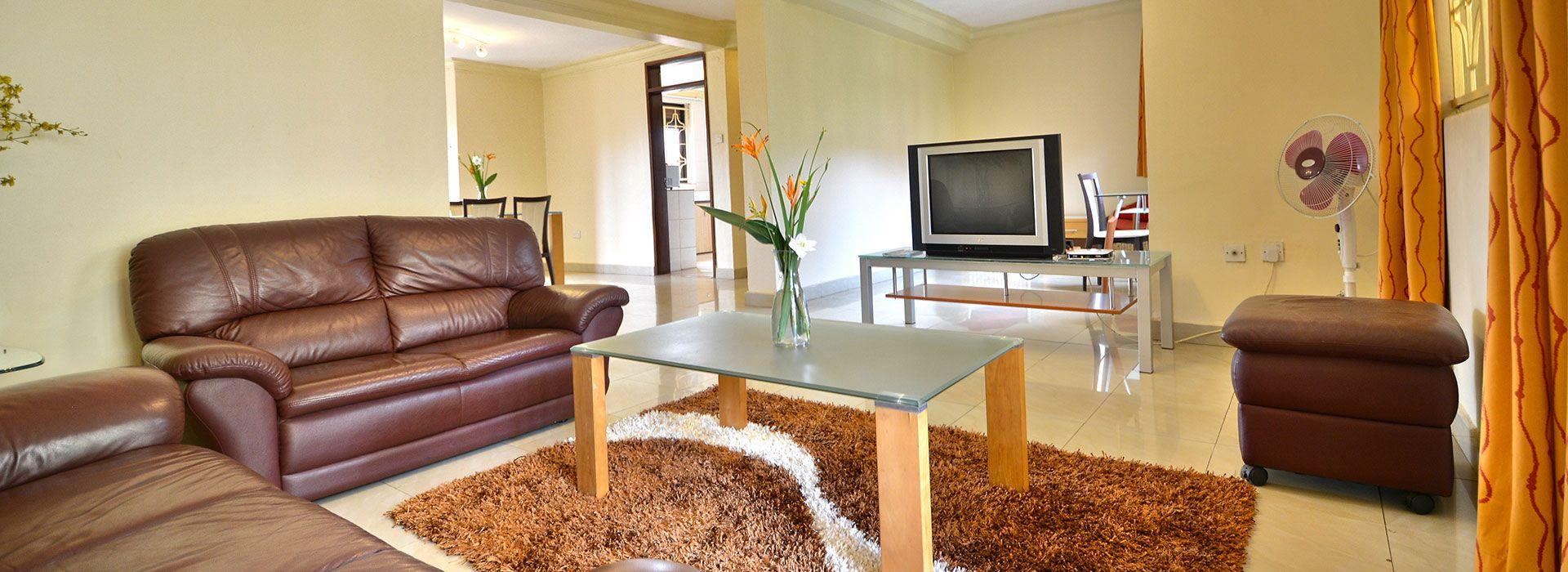 Naguru Apartment Lounge